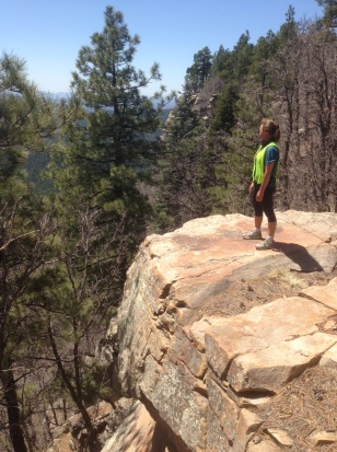 Atop the Mogollon Rim