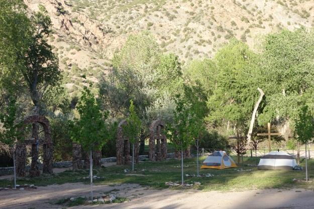 Camping Behins Chimayo