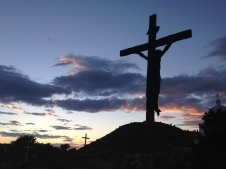 Stations of the cross San Luis Colorado