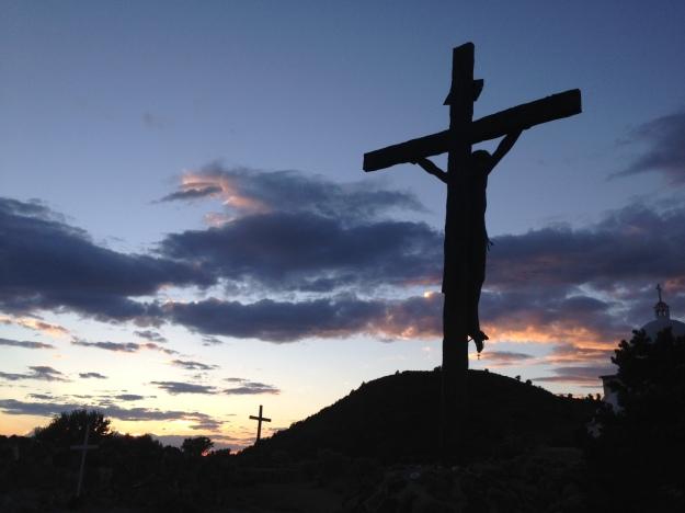 Stations of the cross San Luis Colorado