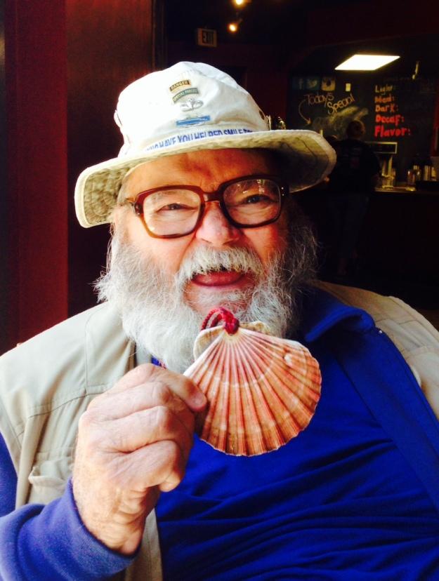 Rolly, A fellow pilgrim in Colorado Springs