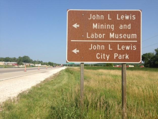 Iowa icons are abundant