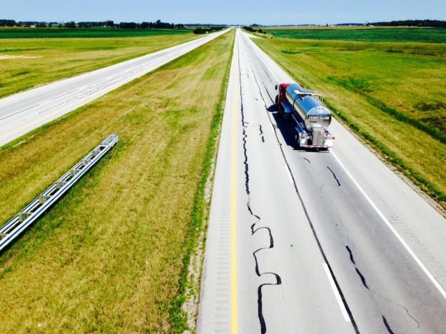 Newest highway 30 near Sandusky