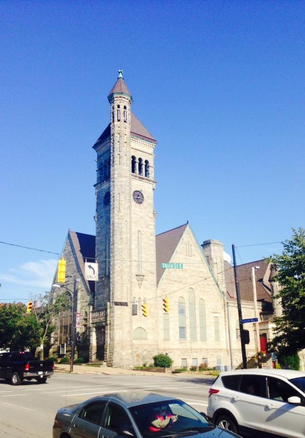The glory days of Methodist edifices