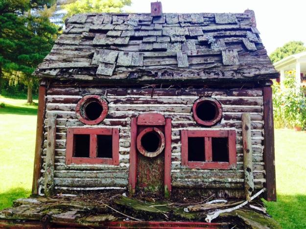 Birdhouse in Reynoldsville