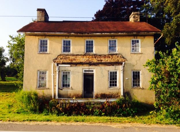 Home outside Emlenton Pa