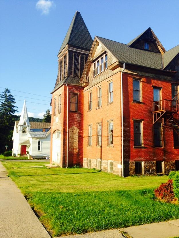 Old school in Millheim Pa.