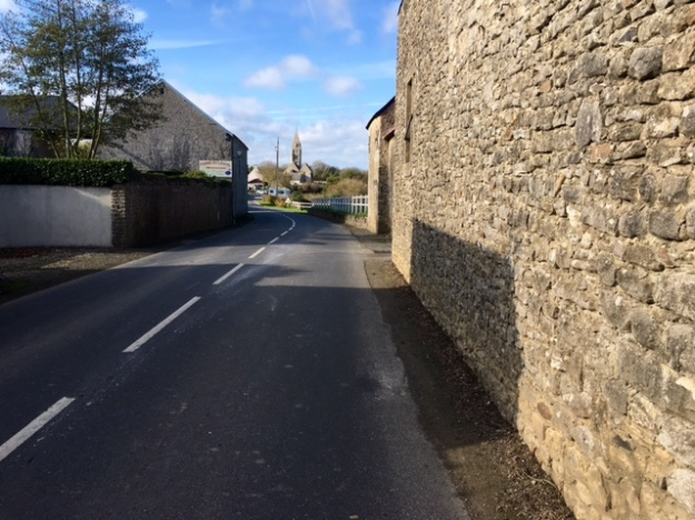 The Narrow Lanes of Normandy